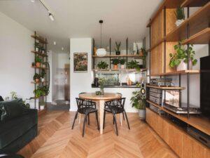 mieszkanie dla młodej pary w krakowskich Bronowicach